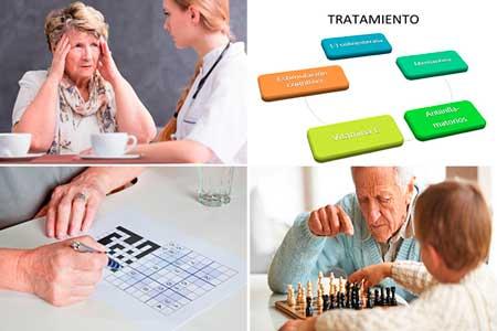 tratamiento para el deterioro cognitivo leve