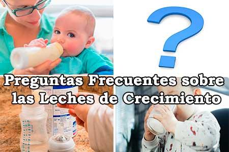 preguntas mas habituales de los padres sobre este tipo de leches
