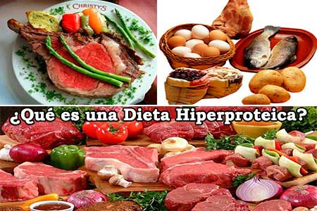 que es y en que consiste una dieta hiperproteica