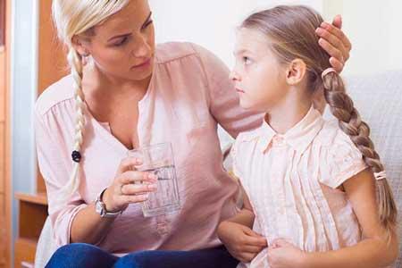 sintomas del estrenimiento infantil