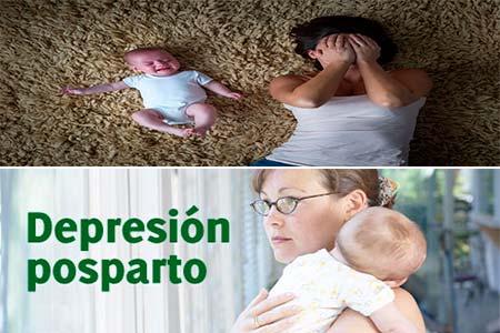 madre junto a su bebe llorando y mujer triste abrazando a su hijo