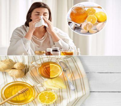 la miel es un gran remedio para el dolor de garganta y la tos