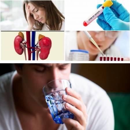 diversas causas de tener la urea alta